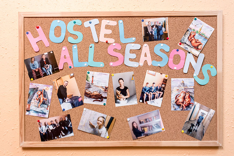 all-seasons hostel photogallery